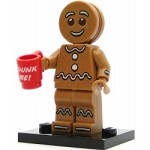 LEGO Collectible Minifigures Series 11 Gingerbread Man