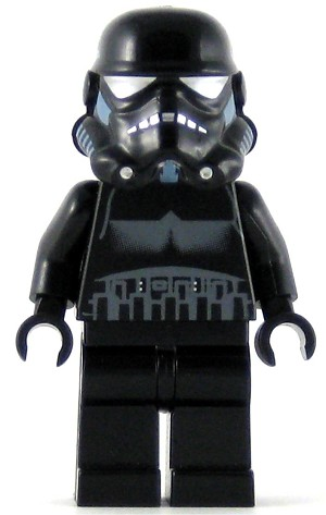 LEGO Star Wars Minifigure Shadow Trooper