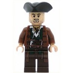 LEGO Pirates of the Caribbean Minifigure Scrum