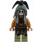 LEGO The Lone Ranger Minifigure Tonto