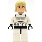 LEGO Star Wars Minifigure Luke Skywalker Stormtrooper Outfit
