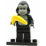 LEGO Collectible Minifigures Series 3 Gorilla Suit Guy