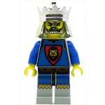 LEGO Castle Minifigure Knights' Kingdom I King Leo