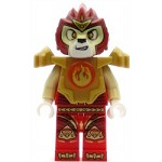 LEGO Legends of Chima Minifigure Laval - Fire Chi, Armor