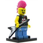 LEGO Collectible Minifigures Series 4 Punk Rocker