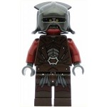 LEGO Lord of the Rings Minifigure Uruk-hai with Helmet