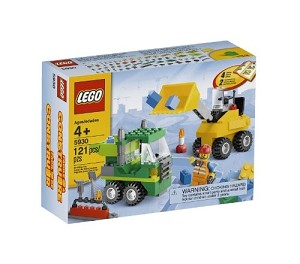 LEGO 5930 Bricks and More Road Construction Building Set