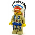 LEGO Minifigure Indian Chief 2