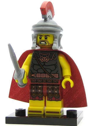 LEGO Collectible Minifigures Series 10 Roman Commander