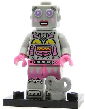 LEGO Collectible Minifigures Series 11 Lady Robot