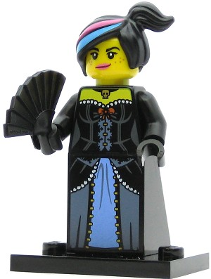LEGO Collectible Minifigures The Movie Wild West Wyldstyle