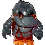 LEGO Power Miners Minifigure Rock Monster Firox