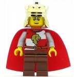 LEGO Castle Minifigure Kingdoms Lion King Quarters