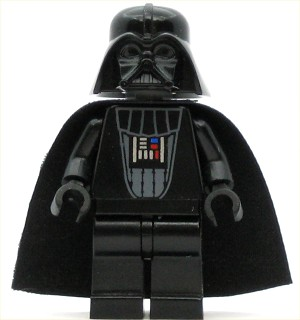 LEGO Star Wars Minifigure Darth Vader Imperial Inspection