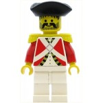 LEGO Pirates Minifigure Imperial Guard Officer