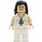 LEGO Indiana Jones Minifigure Marion Ravenwood White Outfit