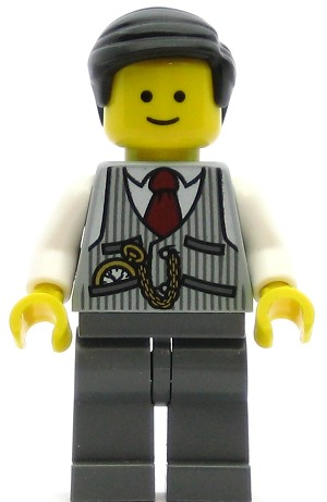LEGO Town Minifigure Bank Manager (10251)