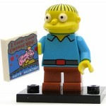 LEGO Collectible Minifigures The Simpsons Ralph Wiggum