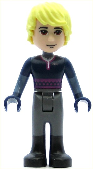 LEGO Disney Princess Minifigure Kristoff (41066)