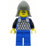 LEGO Castle Minifigure Scale Mail Blue Blue Legs