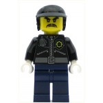 LEGO The LEGO Ninjago Movie Minfigure Officer Toque (70607)