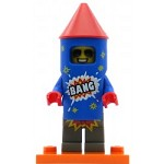 LEGO Collectible Minifigures Series 18 Firework Guy