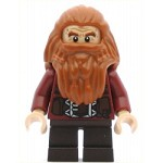LEGO Hobbit and Lord of the Rings Minifigure Gloin the Dwarf