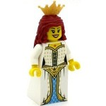 LEGO Castle Minifigure Castle - Lion Princess