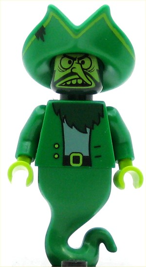 LEGO SpongeBob SquarePants Minifigure Flying Dutchman