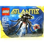 LEGO 30040 Atlantis Octopus w treasure ring