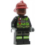 LEGO Super Heroes Minifigure Firefighter
