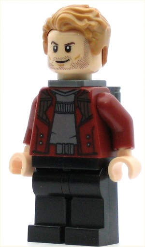 LEGO Super Heroes Minifigure Star-Lord - Jet Pack