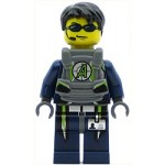 LEGO Agents Minifigure Agent Chase Body Armor