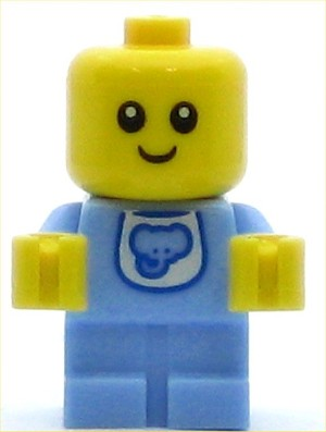 LEGO Collectible Minifigures Series 6 Baby - Minifig Only