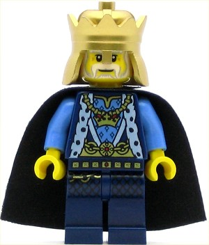 LEGO Castle Minifigure Castle Lion King