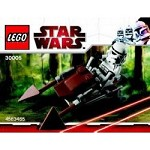LEGO 30005 Star Wars Imperial Speeder Bike