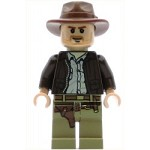 LEGO Indiana Jones Minifigure Indiana Jones