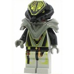 LEGO Minifigure UFO Alien Gray