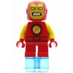 LEGO Super Heroes Minifigure Iron Man - Short Legs