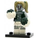 LEGO Collectible Minifigures Series 14 Zombie Cheerleader