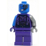 LEGO Super Heroes Minfigure Nebula - Torn Outfit, Angry (76081)