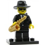 LEGO Collectible Minifigures Series 11 Saxophone Player
