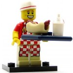 LEGO Collectible Minifigures Series 17 Hot Dog Man