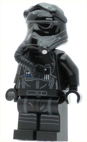 LEGO Star Wars Minifigure First Order TIE Fighter Pilot