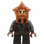 LEGO Hobbit and Lord of the Rings Minifigure Nori the Dwarf