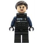 LEGO Super Heroes Minifigure GCPD Female Officer (70915)