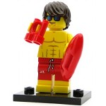 LEGO Collectible Minifigures Series 12 Lifeguard