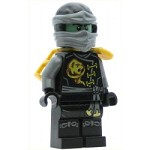LEGO Ninjago Minfigure Cole - Skybound, Ghost (70604)