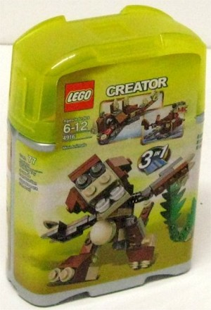 LEGO 4916 Creator Mini Animals