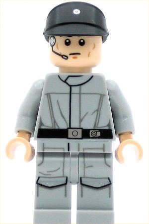 LEGO Star Wars Minfigure Imperial Officer (75134)